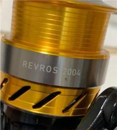 ダイワ レブロス 2004 ジャンク品