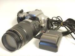 "Thumbnail of ""キヤノン EOS KISS DIGITAL EF 75-300 IS 望遠レンズ"""
