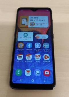 """Thumbnail of """"au Galaxy A20 SIMロック解除"""""""