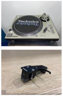"""Thumbnail of """"TechnicsターンテーブルSHURE M44-7社外針Technicsヘッド"""""""