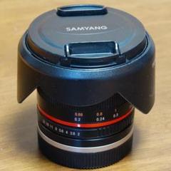 "Thumbnail of ""SAMYAN 12mm f/2.0 Sony E"""