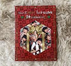 "Thumbnail of ""ジャニーズWEST/ジャニーズWEST 1stドーム LIVE ♡24(ニシ)…"""