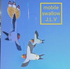 """Thumbnail of """"ツバメ swallow スワロー モビール"""""""