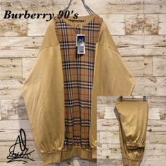 "Thumbnail of ""《デッドストック》Burberry 90s バーバリー ノバチェック☆L"""