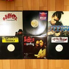 """Thumbnail of """"JAPANESE HIPHOP レコード25枚セット まとめ売り"""""""