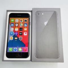 """Thumbnail of """"【SIMフリー】iPhone8 64GB スペースグレイ 本体◆54"""""""