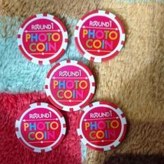 "Thumbnail of ""ROUND1  PHOTO COIN"""