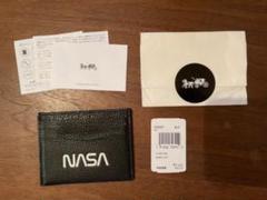 """Thumbnail of """"COACH NASAパスケース"""""""