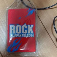 """Thumbnail of """"ロックインジャパン 2004  スケジュール"""""""