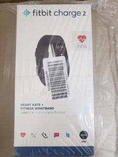 "Thumbnail of ""Fitbit Charge 2 FB407SBKS-JPN ブラック Sサイズ"""