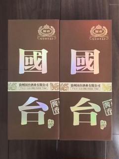 "Thumbnail of ""国台酒38度 750ml  2本セット"""