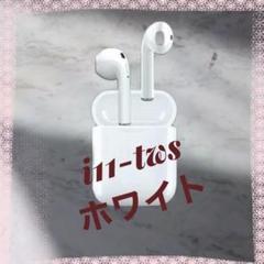 """Thumbnail of """"【ロングセラー】Bluetoothイヤホン i11ホワイト ワイヤレスイヤフォン"""""""