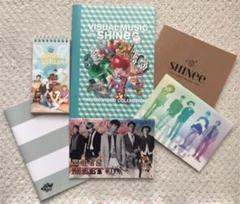 "Thumbnail of ""SHINee 公式ノート メモ帳 セット"""