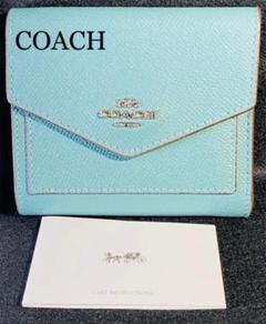 "Thumbnail of ""coach折り財布 。"""