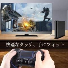 """Thumbnail of """"PS4用 ワイヤレスコントローラー 6軸センサー ゲームパット"""""""