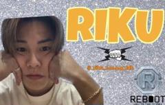 """Thumbnail of """"THE RAMPAGE RIKU ネームボード"""""""