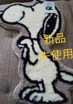 "Thumbnail of ""PEANUTS  スヌーピー アクセント マット"""