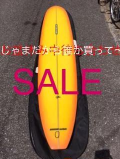 "Thumbnail of ""9.3 ロングボード 出川三千男シェイプNO BRAND"""