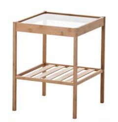"""Thumbnail of """"【激安】大人気商品IKEA(イケア  )ベッドサイドテーブル NESNA ネスナ"""""""
