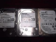 "Thumbnail of ""東芝 シーゲート 2.5インチ HDD ジャンク3台 500GB"""