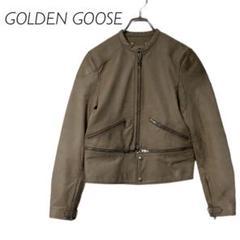 "Thumbnail of ""GOLDEN GOOSE DELUXE BRAND レザージャケット 変形"""