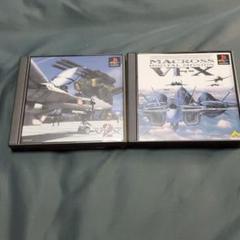 "Thumbnail of ""MACROSS VF-Xの1と2セット"""