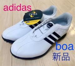 "Thumbnail of ""adidas ゴルフシューズ driver boa 新品"""