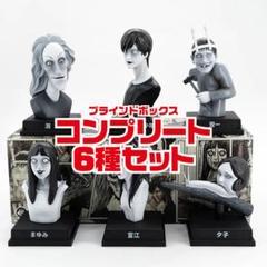 "Thumbnail of ""UNBOX×伊藤潤二「怪奇箱」コンプリートボックス 全種セット6個入り"""