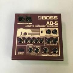 """Thumbnail of """"ボス /AD-5 Acoustic Instrument Processor"""""""