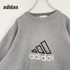 "Thumbnail of ""adidas アディダス 刺繍 90sUSA製古着 スウェットトレーナー"""
