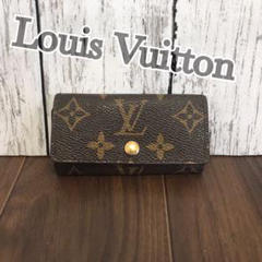 """Thumbnail of """"【美品】LOUIS VUITTON ルイヴィトン モノグラム 4連キーケース"""""""