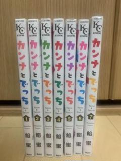 "Thumbnail of ""カンナとでっち = Kanna & Detchi"""