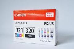 """Thumbnail of """"Canonキャノン純正インク5色マルチパック〖BCI-321+320〗"""""""