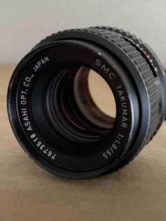 "Thumbnail of ""SMC TAKUMAR  1:1.8 / 55 mm"""
