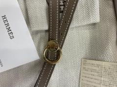 "Thumbnail of ""未使用近い❗️HERMES エルメス ベルト 13mm 75cm"""