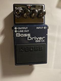 "Thumbnail of ""BB-1X Bass Driver"""