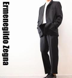 """Thumbnail of """"C6117 ERMENEGILDO ZEGNA セットアップ スーツ 黒"""""""