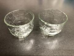 """Thumbnail of """"吹きガラス工房 彩砂 沖縄 琉球ガラス ぐい呑みペアセット"""""""