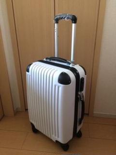 "Thumbnail of ""軽量スーツケース S伸縮ハンドル 2段階ホワイト"""