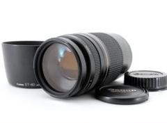 """Thumbnail of """"CANON 望遠レンズ EF 75-300mm Ⅱ フード付き❤300mm望遠❤"""""""
