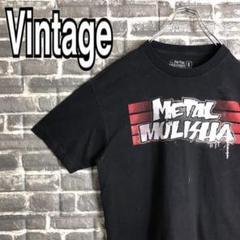 """Thumbnail of """"バンドTシャツ 古着 ゆるだぼ デカロゴ ロック ミュージック 90s i78"""""""
