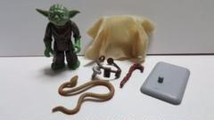 "Thumbnail of ""スターウォーズ Yoda 1980年 香港製"""