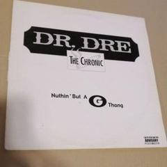 """Thumbnail of """"dr.dre / Nuthin' But A G Thang レコード"""""""