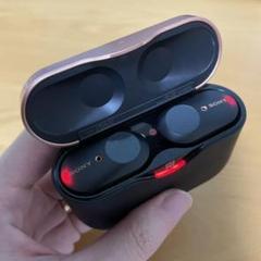 "Thumbnail of ""SONY WF-1000XM3 ブラック 箱・付属品付き"""