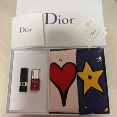 """Thumbnail of """"Dior ディオール 口紅 ネイル 巾着セット"""""""