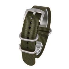 "Thumbnail of ""NATOベルト 20mm カーキグリーン 1.3mm厚 ナイロンベルト"""