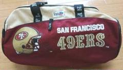 "Thumbnail of ""NFL San Francisco 49ers ダッフルバッグ ドラムバッグ"""