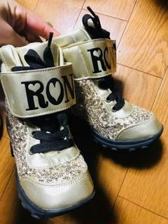 """Thumbnail of """"新品未使用 ロニ RONI ブーツ 18 めっちゃ可愛い"""""""