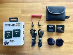 "Thumbnail of ""【国内正規品】RODE ロード Wireless GO ワイヤレスマイクシステム"""
