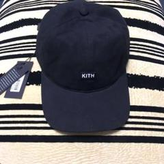 "Thumbnail of ""極美品KITH 刺繍ロゴ ベースボールキャップ ボックスロゴ"""